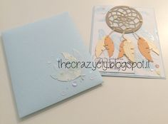 thecrazyely: Dream Catcher Card