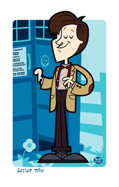 The 11th Doctor by *Montygog