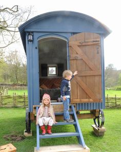 shepherds huts - Yahoo Image Search Results