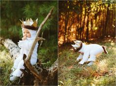 omg - Where the Wild Things are baby photoshoot