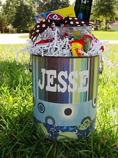 Another gift bucket :)