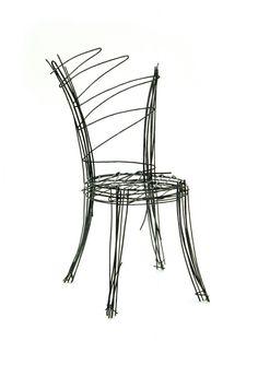 Los muebles dibujados de Jinil Park - Volgende halte
