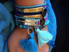 Georgeous Design Ibiza friendship bracelets