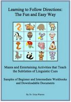 End Of The Week SLP Blues-Auditory Processing Edition.Listening Skills-Fun Activities to use with your students! from Speech Lady Liz. Pinned by SOS Inc. Resources @sostherapy.