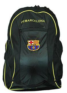 128f6944819 FC Barcelona Official Licensed Messi School Cinch Shoe Soccer Backpack 008 Barcelona  Futbol Club