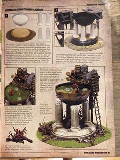 Warhammer Skaven, Warhammer Art, Warhammer Fantasy, Fantasy Battle, Fantasy Rpg, Tabletop, Warhammer Terrain, Miniature Crafts, Fantasy Miniatures