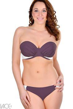 LACE Design - Lilleholm Bikini Bandeau BH (D-G Cup)