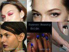 Summer beauty guide!