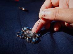 Glitter N Glue DIY Embellished Sweatshirt  SEW