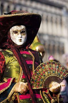 Italian Masquerade