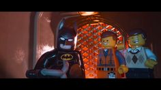 """THE LEGO MOVIE - Official """"Bloopers"""" Clip (2014) [HD]"""