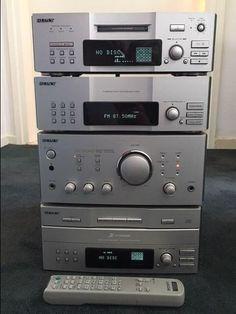Stereo-toren Sony (mini Hi-Fi component system) Hifi Amplifier, Audiophile Speakers, Diy Speakers, Hifi Stereo, Hifi Audio, Hi Fi System, Audio System, Dj Equipment, Equipment For Sale