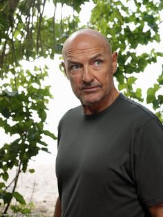 Terry O'Quinn. Veteran actor TV and movies. Recently major character in renewed Hawaii 5-0 franchise.