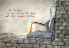 Firekeeper   Dark souls 3 #AngelZArt  #DarkSouls #Firekeeper