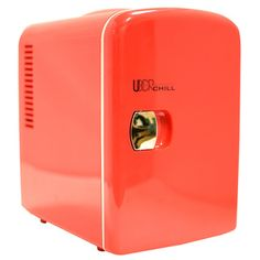 Shop for Uber Appliance Uber Chill 6-can Retro Personal Mini Fridge. Get free…