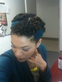 It's Just Hair: A Twistout
