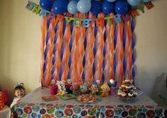Bubble Guppies Birthday Party - With Printables