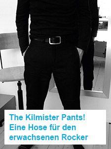 The Kilmister Pants! eine Hose für den erwachsenen Rocker