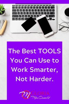 """Are you using the best tools❓ I'm lazy!!! TRUTH! I have no desire to work """"hard"""". I actually don't believe in hard work. I believe in ELFS. It's to got be EASY - LUCRATIVE - FUN - SATISFYING. And a huge part of that is having the right tools in your tool kit. On this podcast, I'm going to share with you... The Best TOOLS You Can Use to Work Smarter, Not Harder."""