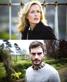 """just watched the first season of BBC's new show """"The Fall"""", which takes place in Ireland"""