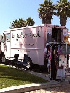 fashionbus: Le Fashion Truck   <3