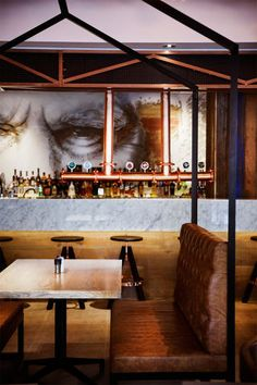 News Cafe, Johannesburg, South Africa Winner of Best Middle East & Africa Bar, design by Studio A.