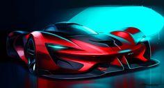 El SRT Tomahawk Vision Gran Turismo representa un concepto a veinte años vista de rendimiento exigente y sin restriccion...
