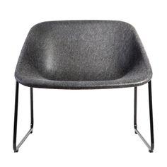 Kola tuoli, harmaa