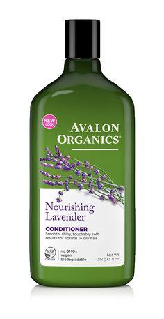 Nourishing Lavender Shampoo   Avalon Organics