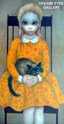"""The Invitation"" - Margaret Keane"