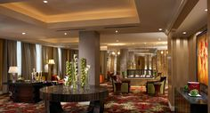 Hotel Monaco - Baltimore, MD designed by Wilson & Associates - Living Room