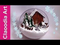 Szkola Decoupage™ - Bombki i Ozdoby świąteczne - Christmas Edition - YouTube