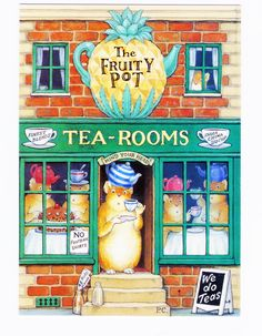 The Fruity Pot by Peter Cross