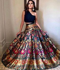 Indian Lehenga, Brocade Lehenga, Banarasi Lehenga, Indian Wedding Lehenga, Punjabi Wedding, Sabyasachi, Velvet Lehnga, Western Lehenga, Pakistani Bridal