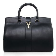 Yves Saint Laurent 2013 Cabas Chyc lizard leather tote handbag 8221 Black   YSL outlet store dce2db2cddcff