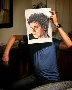 @cerati forever! Crossover artístico con @dariosuarezsilva y su retrato de Cerati creado con bolígrafos. ( @pedritoortizjr) #r2life #bookface #bookfacefriday @darioxss #leyendasdetinta #cerati #sodastereo @gant #picoftheday #photooftheday #artoftheday #gallery #instaart #creative #artist #art #artwork #inspiration #photo #photography #instagood #instamood #instadaily #instaartist #bestoftheday #fun #amazing #iphoneography