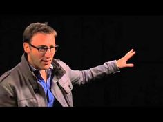 Why Leaders Eat Last - Simon Sinek explains the title of his new book.
