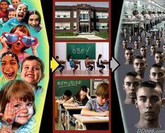 NASA: 98% детей рождаются гениями но школа делает из них среднестатистических идиотов. http://ift.tt/2rQ5JzM