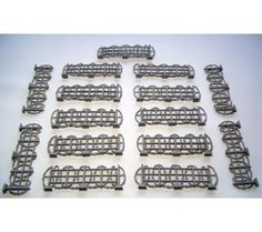 Barbed Wire Fence Pieces $5.99 for 15
