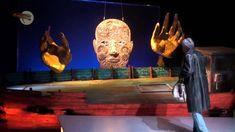 Podróże Guliwera w Teatrze Wybrzeże:fragment próby