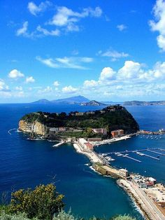 Nisida, Napoli, Italy