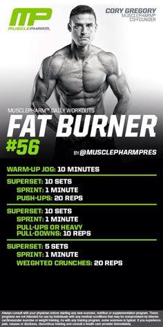 Fat Burner #56