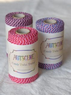 Candy Twine Heaven in Earth from @nutscene