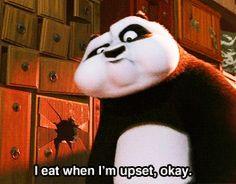 Kung Fu Panda @Hailee Richman Richman Walde
