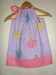 Private listing Disney Princess dress Pillowcase & Custom Boutique Clothing Dora Pillowcase Dress by amacim on Etsy ... pillowsntoast.com
