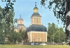 Terjärv church, Ostrobothnia