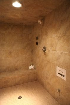 Enjoy some personal time in the bridal suite jetted steam shower at the BEST WESTERN PLUS Crossroads Inn and Conference Center in Loveland, Colorado.
