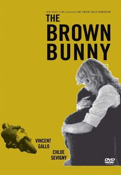 "Chloë Sevigny ""The Brown Bunny"" poster 2003"