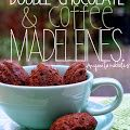 Gluten Free Double Chocolate  Coffee Madeleines Recipe