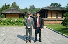 스위스공산당대표단 만경대 방문, 여러곳 참관